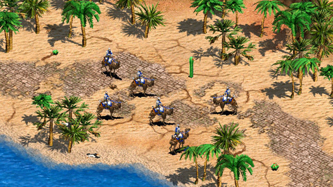 Age of Empires II: HD обзаведется новым крупным дополнением