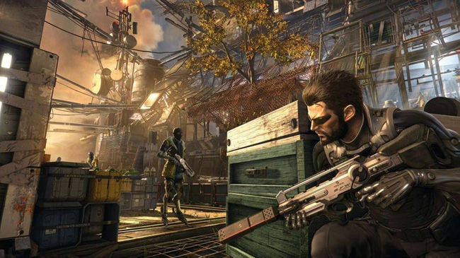 Deus Ex: Mankind Divided выйдет на PC, PS4 и Xbox One