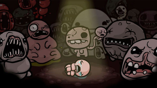 The Binding of Isaac: Rebirth выйдет на Wii U, Xbox One и New 3DS