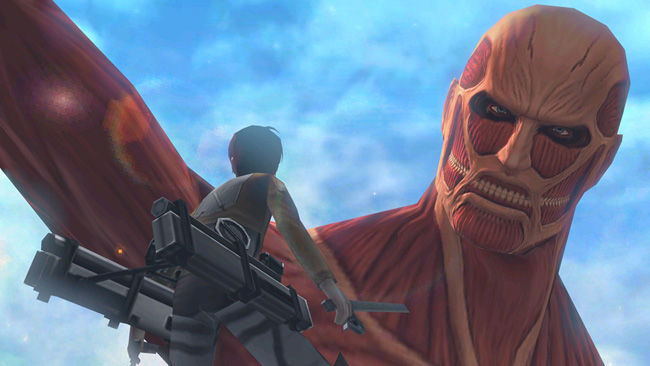 Attack on Titan: Humanity in Chains появится на 3DS на западе в мае